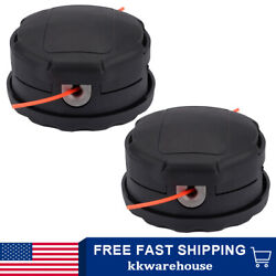 2pack Speed-feed 400 Trimmer Head For Echo Pas-225 Gt-2200 Srm-225 Trimmer Usa
