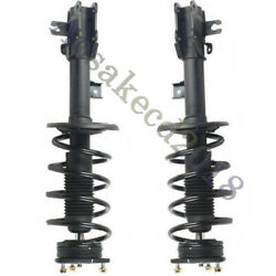 Quick Install Front Complete Struts Spring Assemblies For 2013 2014 Mazda Cx-5