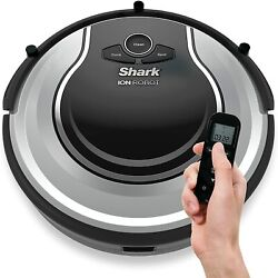Shark Ion Dual Action Robot Vacuum Cleaner Floor Carpet 1hr Plus Cleaning Time