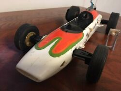 Vintage 70's Testors Sprite Special Gas Tether Indy 500 Race Car Made In Usa