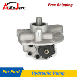 Hydraulic Pump For Ford New Holland Tractor 7710 7600 7610 5600 6610 5610 6600