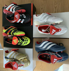 Adidas Predator Limited Edition Collection - With Free Bonus Boots