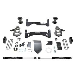 For Chevy Silverado 1500 14-17 Suspension Lift Kit 6 X 5 Basic Gen Ii Front And