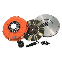 For Jeep Wrangler 12-14 Centerforce Kdf379176 Dual Friction Series Clutch Kit