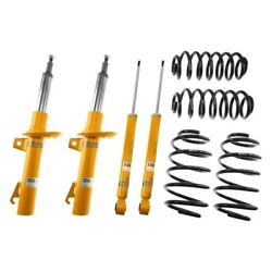 For Porsche 911 13-16 Lowering Kit 0.8-1 X 0.6 B12 Series Pro-kit Front And