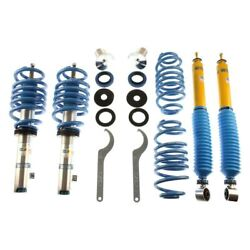 For Audi A6 Quattro 12-18 Coilover Kit 1.2-2 X 1.2-2 B16 Series Pss10 Front
