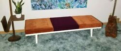 George Nelson For Herman Miller Sofa Daybed Bench Modular Mid Century Modern