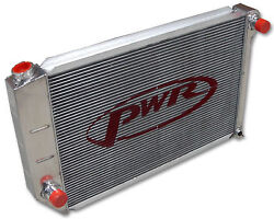 Pwr2203 Pwr Radiator Fit Ford Falcon Xa, Xb, Xc 351 Cleveland With Ac 55mm Core