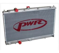 Pwr Fit Ford Mustang And03967 Cleveland Spal Radiator