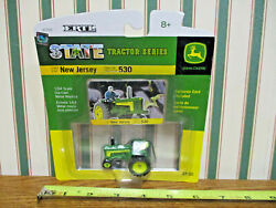 John Deere 530 33 State Series New Jersey By Ertl 1/64th Scale