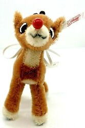 Steiff 2007 Rudolph The Red Nosed Reindeer Ornament