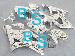 Injection Fairing Airbrushed Bodywork Kit W1 Fit Gsx-r1000 Gsxr1000 2003-2004 20