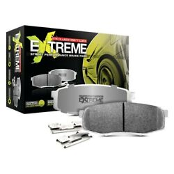 For Mini Cooper Clubman 16-20 Brake Pads Power Stop Z26 Extreme Street
