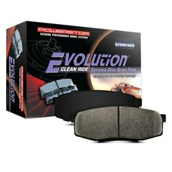 For Mini Cooper Clubman 20 Disc Brake Pads Power Stop Z16 Evolution Clean Ride