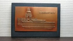 Vintage Wall Souvenir Dresden Cultures And Ethnicities Germany Soviet Ussr A