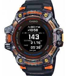 Casio G-shock Gbd-h1000-1a4er G-squad Smart Watch Heart Rate Monitor Diver Watch