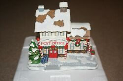 North Pole Post Office Hawthorne Village Rudolph's Christmas Town.