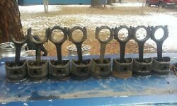 1954 1956 Ford Y Block Connecting Rods 272 292
