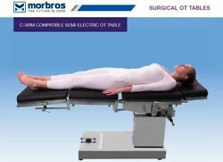 Operation Theater Surgical Ot Table Tmi 1202 El C-arm Compatible Electric Ot Tab