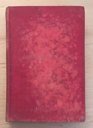 Vintage Hardback Miss Sylvester's Marriage By Cecil Charles 1903 Very Rare Book