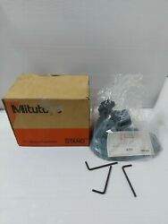 Mitutoyo Micrometer Stand 156-101 Ms-r