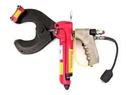 H.k. Porter W177089 Hydraulic Cable Cutter 3 Inch Capacity Pistol Grip