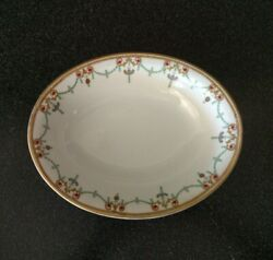 Rare Antique H And Co Selb Bavaria Germany Heinrich The Adam Vegetable Bowl Servin