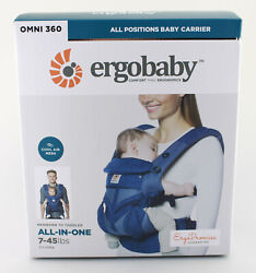 Ergo Baby 'omni 360' Blue Blooms All Positions Bay Carrier - 7-45 Lbs