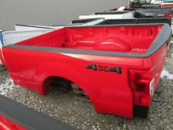Bare 8and039 Truck Bed Fits 21 F350 Pickup 342705