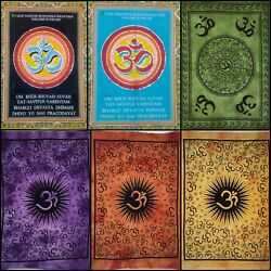 Om Chakra Small Tapestry Poster Lots Of 24 Pcs Best Price Wholesale Bulk Offers