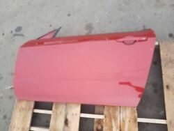 2010 2011 2012 Ford Mustang Gt Driver Lh Coupe Door Assembly Oem U6 Paint