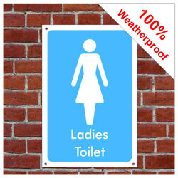 Ladies Toilet Symbol Sign Inf03 Toilet, Restroom And Changing Room Signs