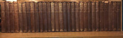 Leather Setencyclopedia Britannica 11th Edition1911library 29voldamaged