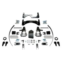 For Chevy Silverado 1500 16-17 6 X 6 Basic Front And Rear Suspension Lift Kit