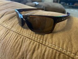 Pre Owned Root Beer Colored Sunglasses