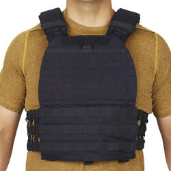 Plate Carrier Tactical Vest Outdoor Hunting Protective Molle Training Military