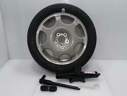 2013-2019 Ford Escape Spare Tire Kit W/jack And Tools Oem T155/70r17 Roadside Kit
