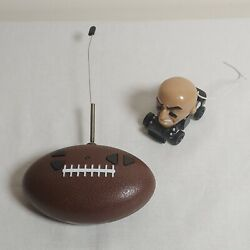 Nfl Mighty Helmet Racers Electronic Radio Controlled Football