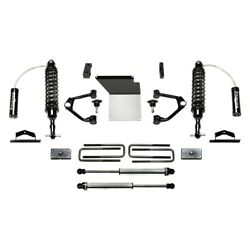 For Chevy Silverado 1500 14-17 4 X 1.5 Budget Front And Rear Suspension Lift Kit