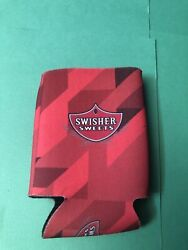 Swisher Sweets Beer Coozie Brand New Cigar Cigarillo Tobacco Merchandise
