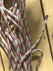 45 Feet Of 1/2 Inch Double Braid Marine Line New Condition