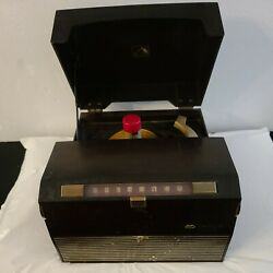 Vintage Rca Victor - Victrola 9-y-51 Phonograph And Radio 1950and039s As Is