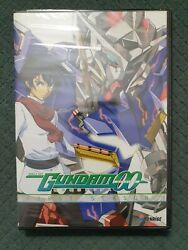 Mobile Suit Gundam 00 Double 0 Complete First Season 1 Dvd Collection 10 Hrs New