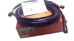 Uflex Pair Of 20ft Outboard Steering Hoses Glm