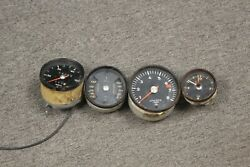 Gauges For 1971 Porsche 911