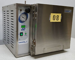 Vwr 1430m Microprocessor Controlled Vacuum Oven Tag 08