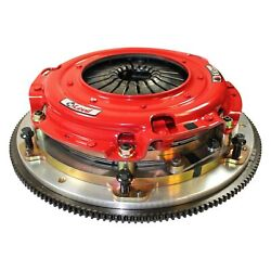 For Ford Mustang 2015-2020 Mcleod 6337807hd Rxt Twin Disc Clutch Kit