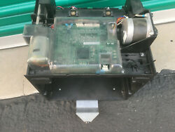 Triton Tdm 9100 Atm Dispenser Tested Working With Cartridges Machine