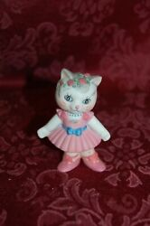 Bronson Cat Kitten Figurines Collectibles 1993 + 1994 Lot Of 7 Vintage