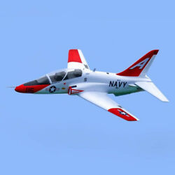 Qt-model T45 V2 Rc Aircraft Jet Kit With 8 Servos Epo 960mm Wingspan Scale Zoom